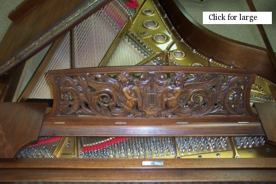 Steinway-hand-carved